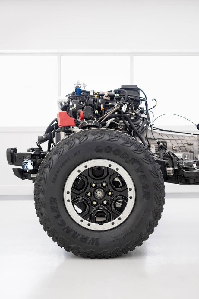 009 Ford Bronco Off Road Specs