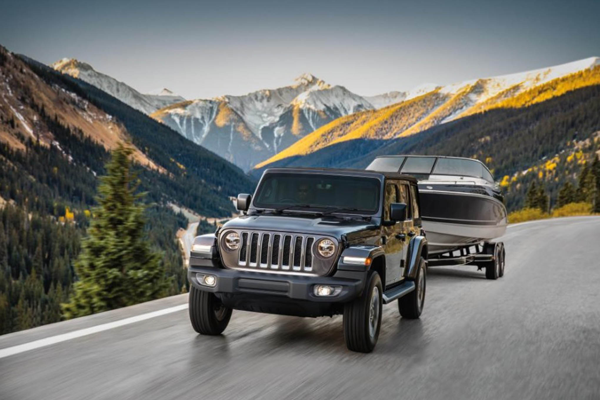 '21 Ford Bronco vs. '20 Jeep Wrangler Rubicon