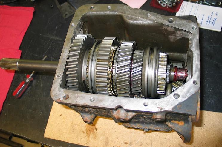 03 Gm Sm465 Granny Gear Four Wpeed Manual Transmission