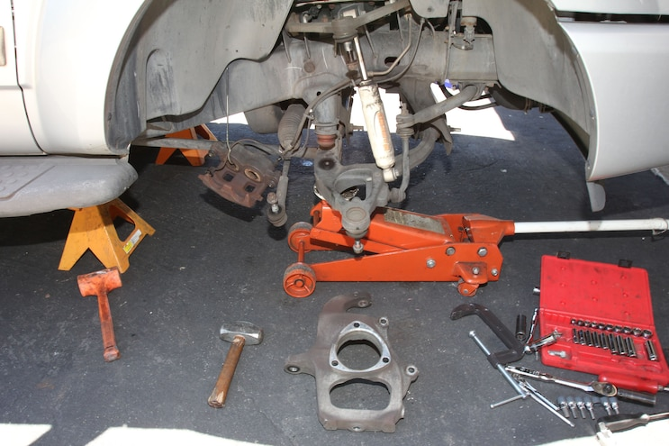 11 2004 Dodge Durango Suv Suspension Maintenance