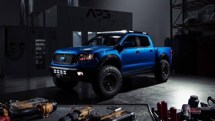 2020 Ford Ranger Prorunner 04