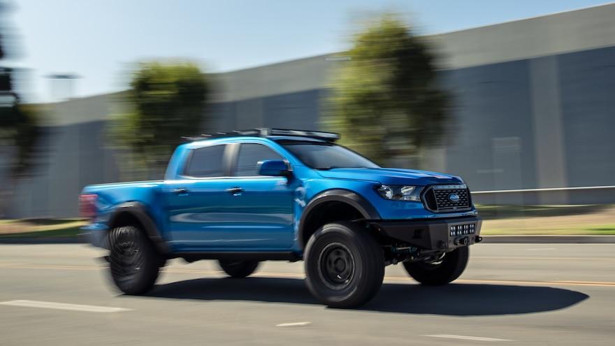 2020 Ford Ranger Prorunner 10