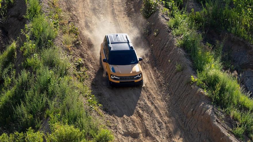2021 Ford Bronco Sport Exterior 20