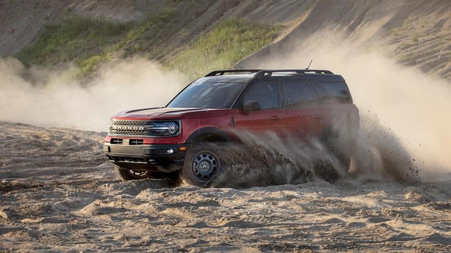 2021 Ford Bronco Sport Exterior 24