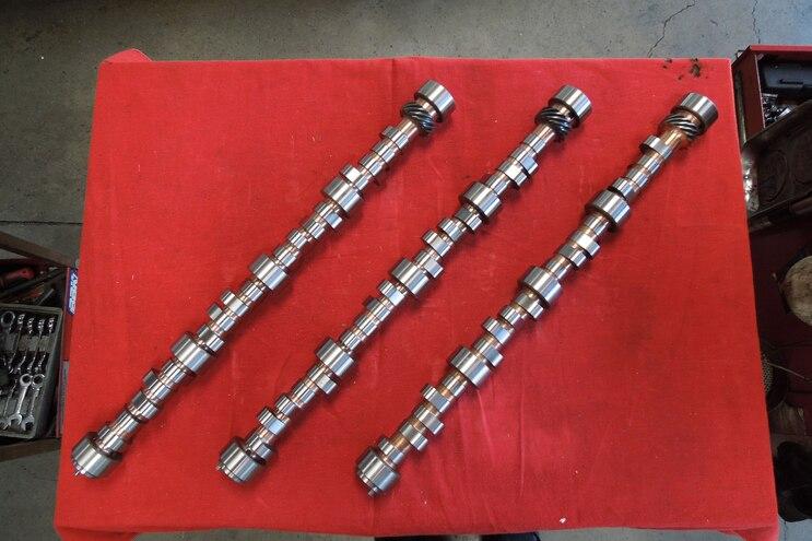 12 Rebuilding A Vortec 8100 Raylar Hydraulic Roller Cams