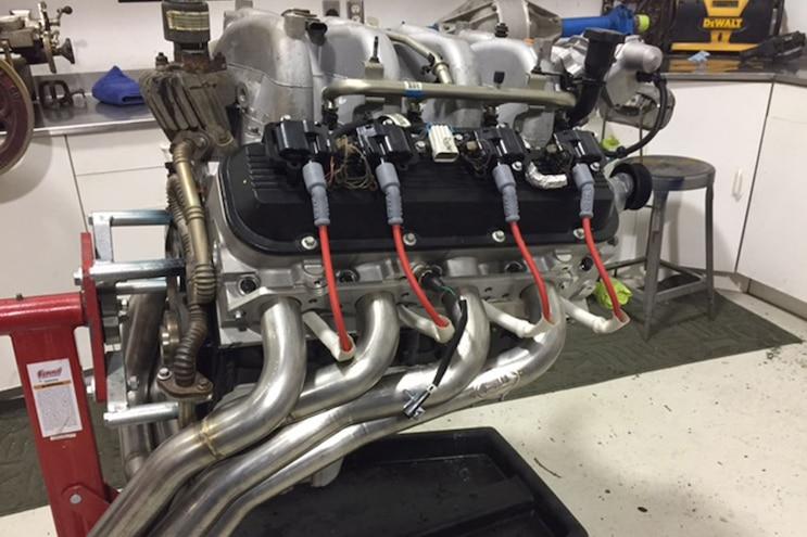 14 Rebuilding A Vortec 8100 Jba Headers