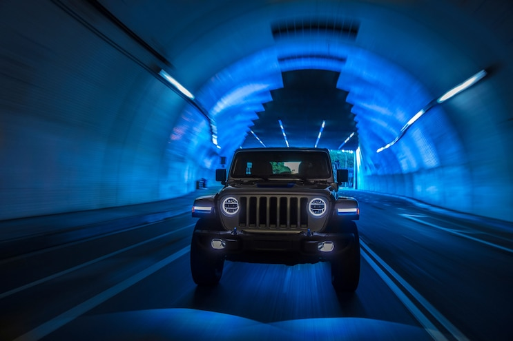 002 2021 Jeep Wrangler 4xe Plug In Hybrid First Look