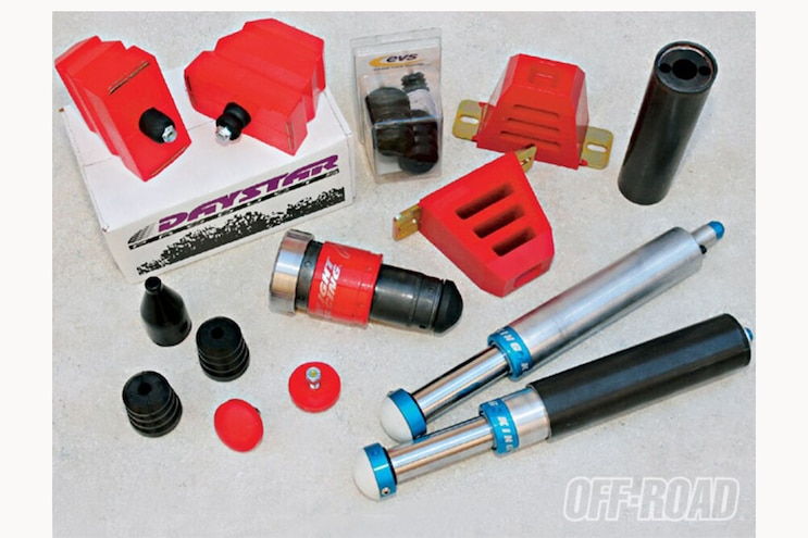 002 What Are Hydraulic Bump Stops Pickup Truck And Offroad Bump Stops