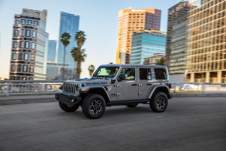003 2021 Jeep Wrangler 4xe Plug In Hybrid First Look