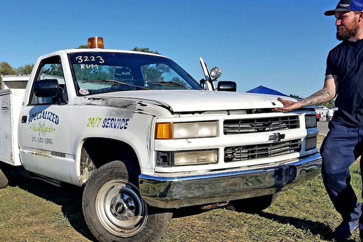 007 Tom West 1993 Chevy 2500