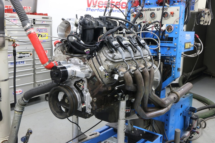009 Gm Ly6 Into Ls3 Engine Dyno Test