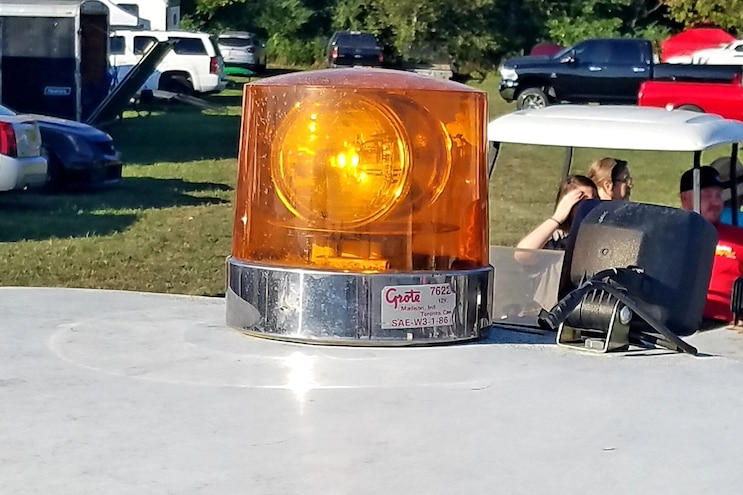 010 Grote Caution Light 1993 Chevy C2500