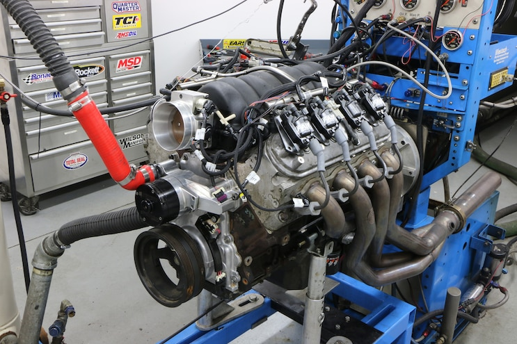 019 Gm Ly6 Into Ls3 Ls3 Engine