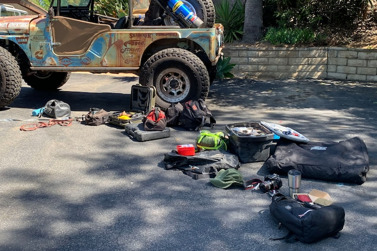 05 Anatomy Magazine Editorial What To Pack For Ultimate Adventure Versus Overlanding