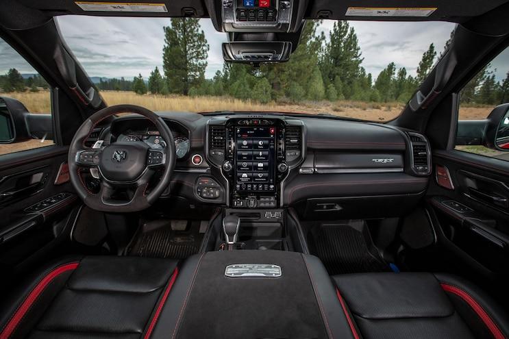 030 Ram TRX First Drive