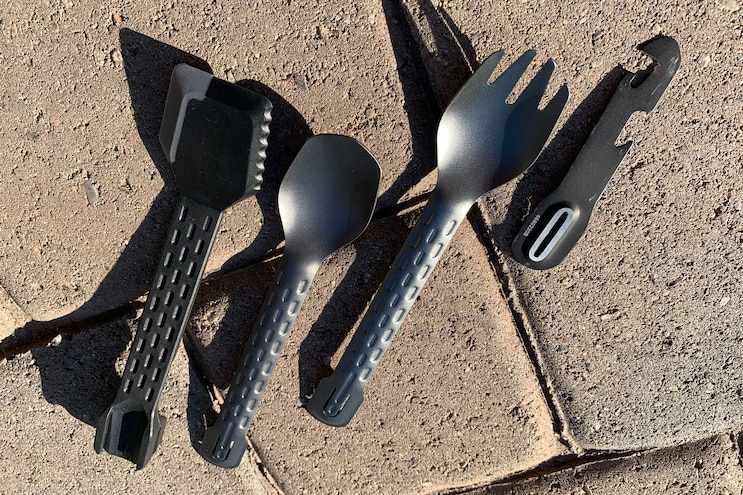 10 Gerber Compleat Cooking And Eating Tool Kit