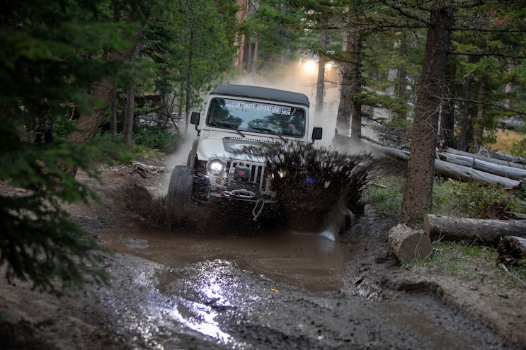 17 Ua20 Off Roading To Caruthers Lake Montana Ua2020