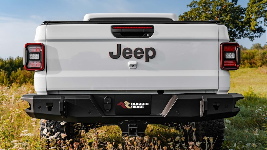 012 New Jeep Bumpers From Sema360