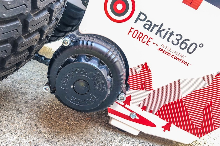008 Parkit360 Force Isc 10k Trailer Dolly