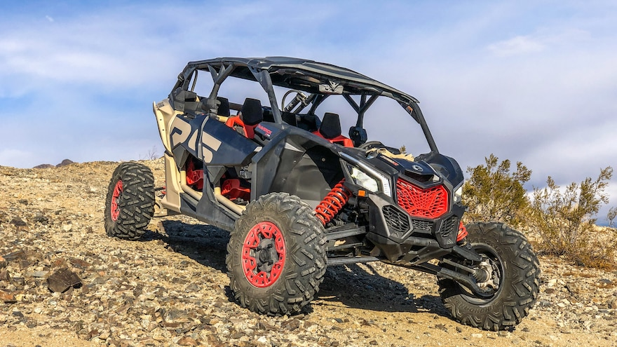 002 2021 Can Am Maverick X3 Max X Rs Turbo Rr With Smart Shox