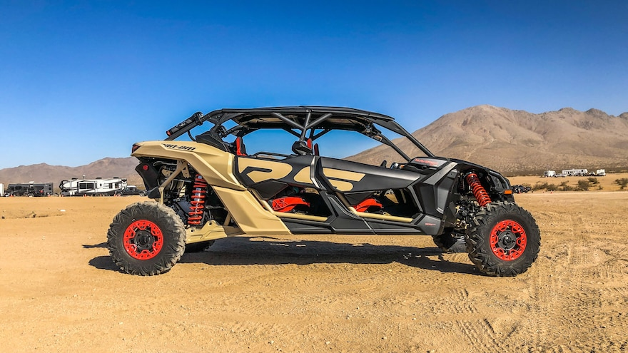 003 2021 Can Am Maverick X3 Max X Rs Turbo Rr With Smart Shox