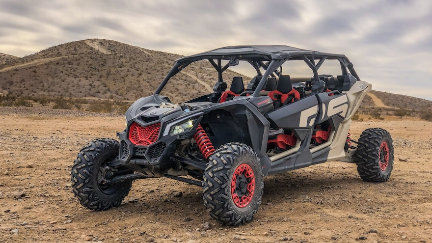 004 2021 Can Am Maverick X3 Max X Rs Turbo Rr With Smart Shox