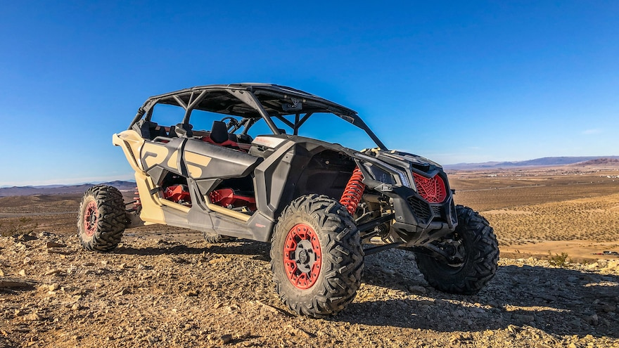 005 2021 Can Am Maverick X3 Max X Rs Turbo Rr With Smart Shox