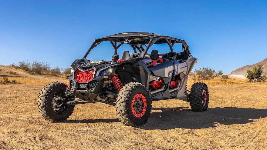 006 2021 Can Am Maverick X3 Max X Rs Turbo Rr With Smart Shox