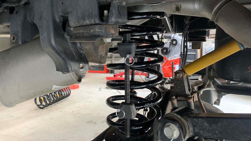 009 Carli Power Wagon Pintop Lift System