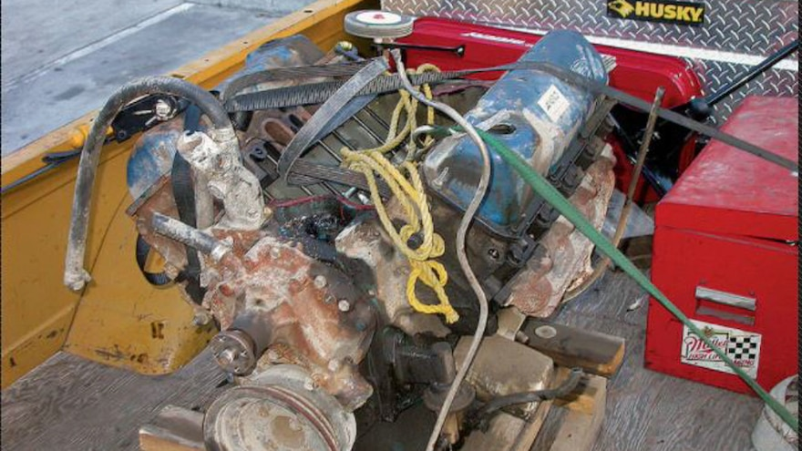 01 400M Engine Rebuild
