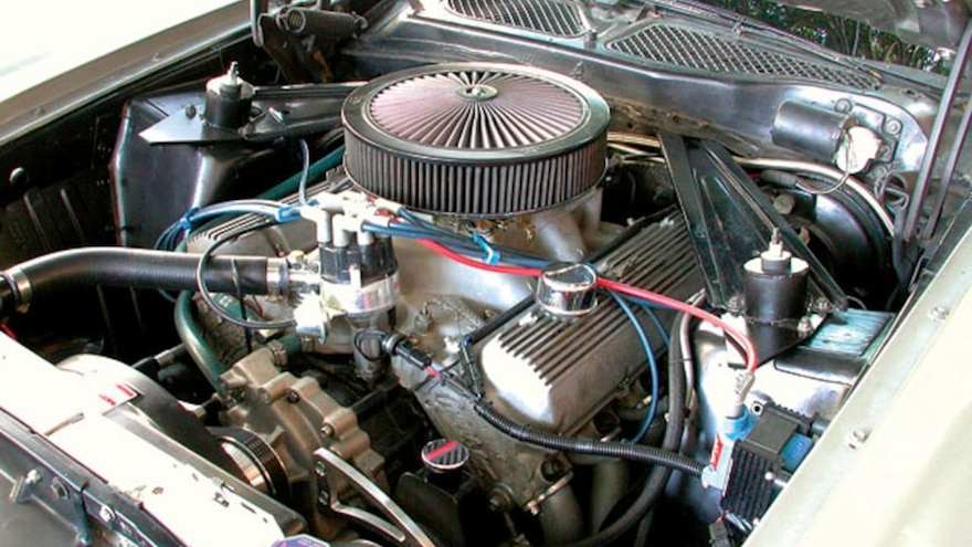 02 Big Block Ford Engine Build Completed