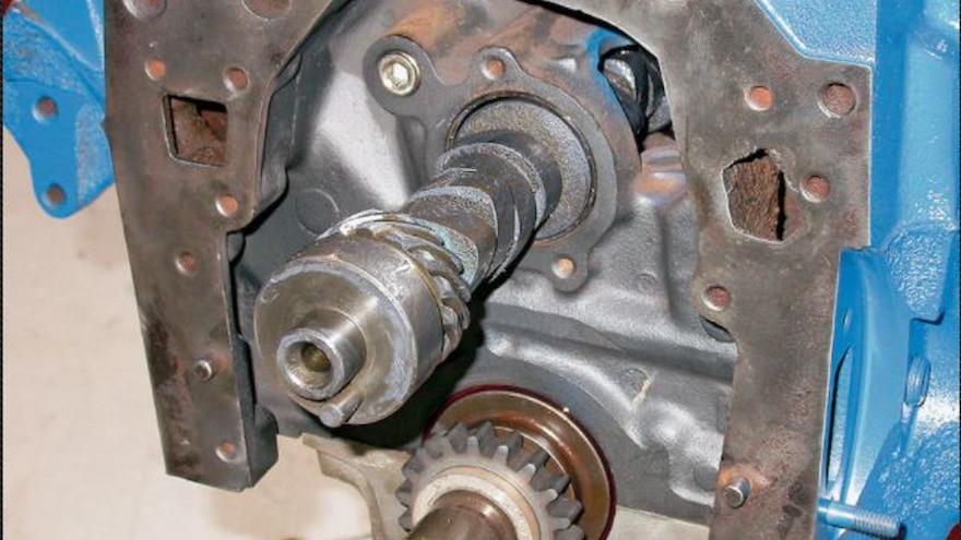 04 400M Engine Rebuild