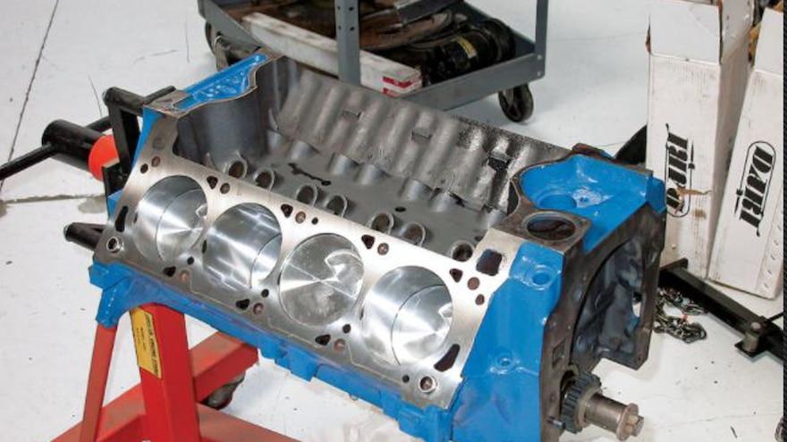 06 400M Engine Rebuild