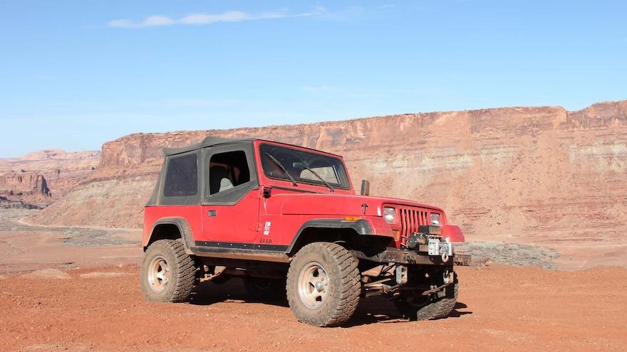 06 Jeep Wrangler 2 5l Vs 4 0l