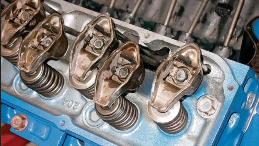 08 400M Engine Rebuild