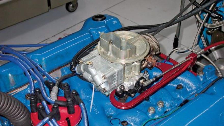 10 400M Engine Rebuild