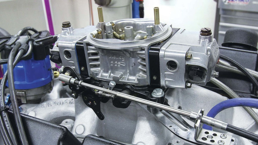 11 Edelbrock Performer Rpm Air Gap Dual Intake