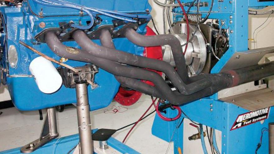 12 400M Engine Rebuild
