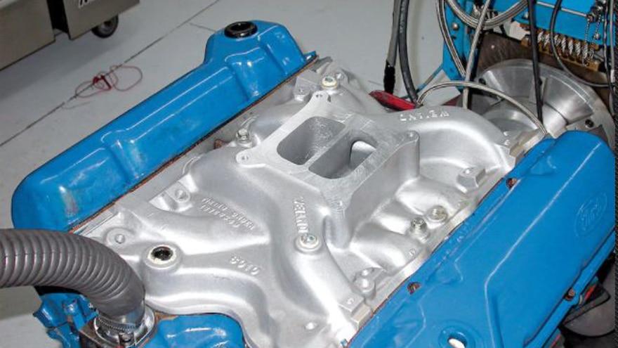14 400M Engine Rebuild