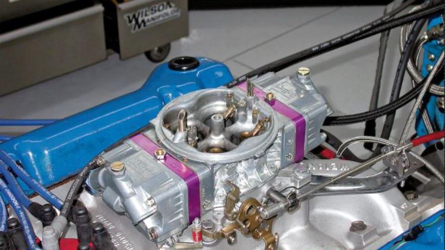 15 400M Engine Rebuild