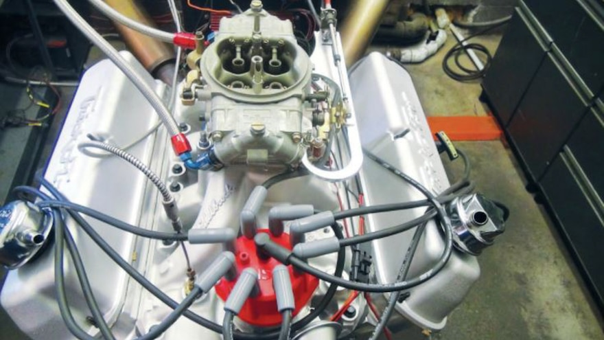 17 Ford 505hp 351W Engine Build