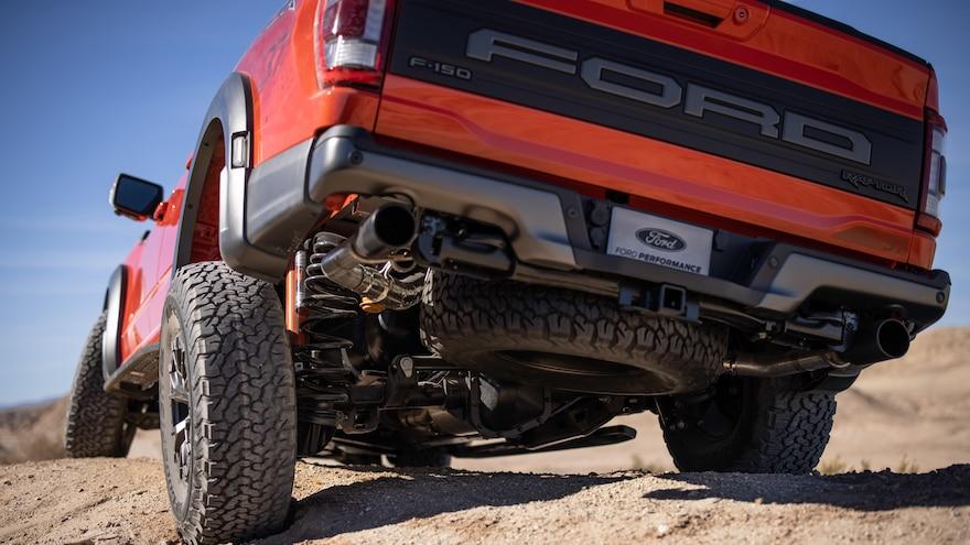 004 2021  Ford F150 Raptor