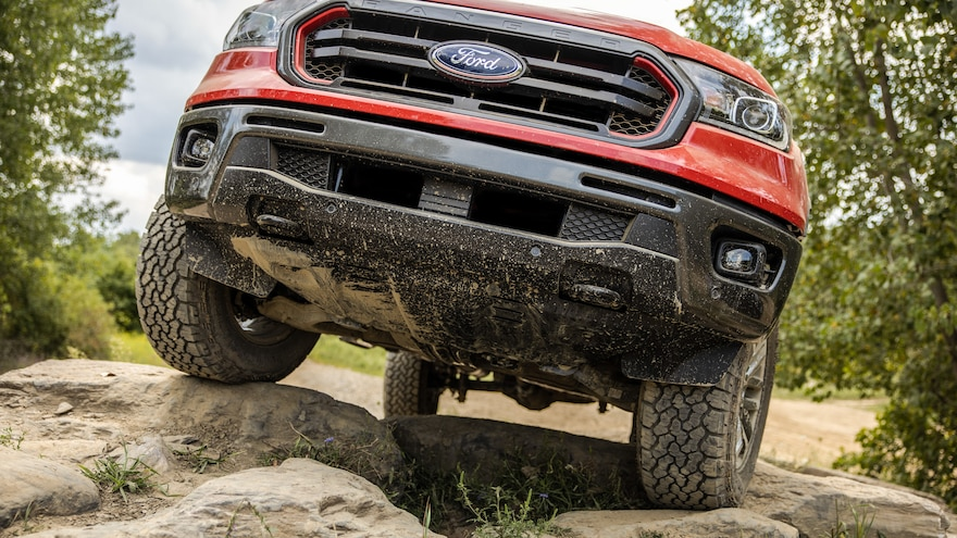 006 2021 Ford Ranger Tremor First Drive