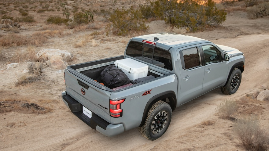 012 2022 Nissan Frontier First Look