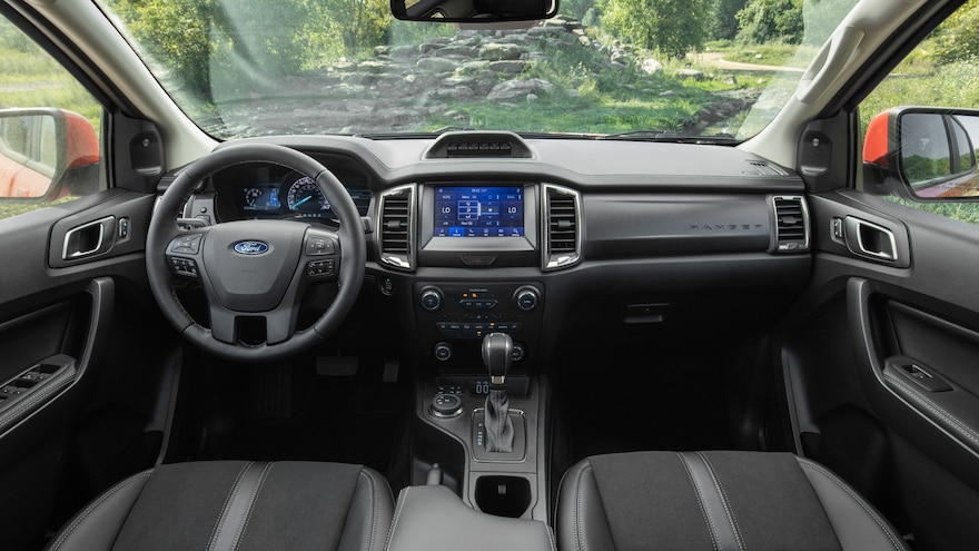 027 2021 Ford Ranger Tremor First Drive
