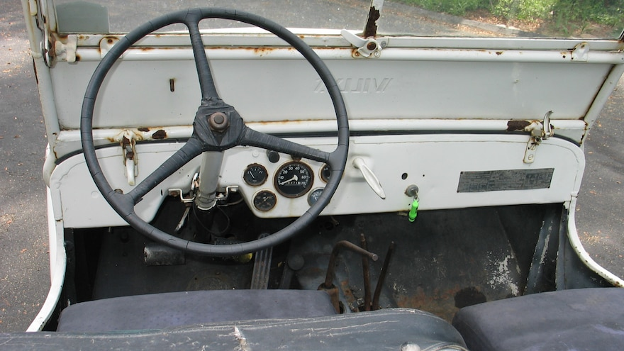 02 How To Buy A Jeep Flatfender Interior