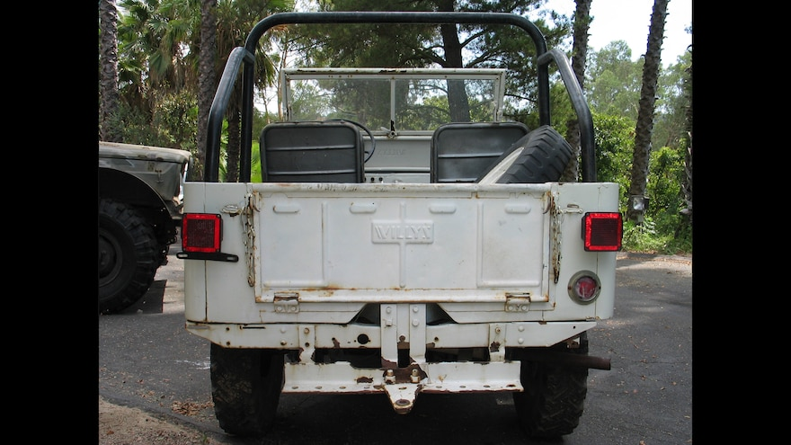 03 How To Buy A Jeep Flatfender Tallights And Tailgate