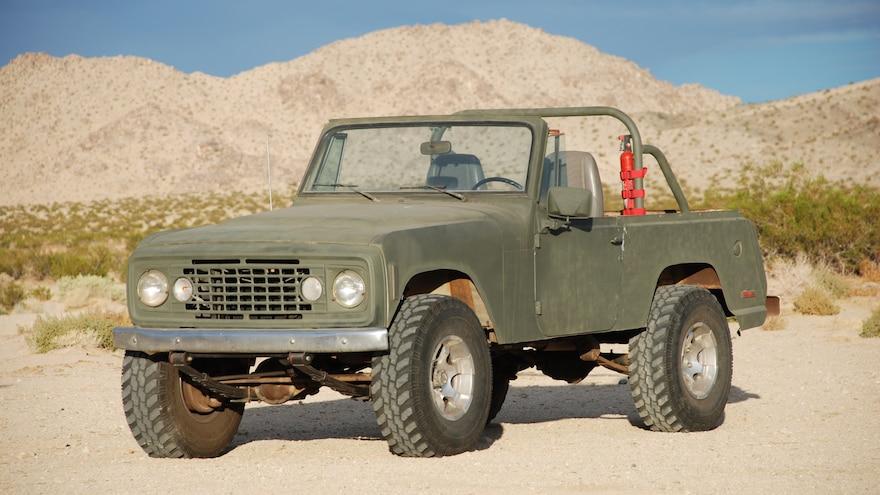 04 AMC V 8 Powered 1972 1975 Commando Or CJ