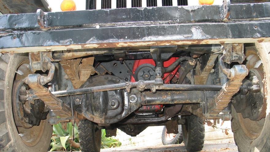 24 How To Buy A Jeep Flatfender Steering System