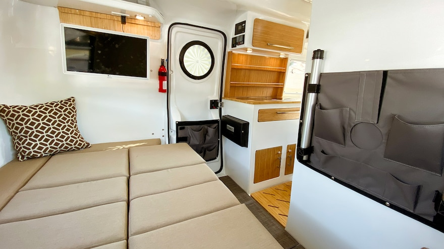 Happier Camper Traveler Trailer 2021 8